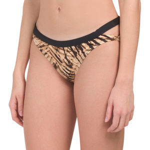 CARMEN MARC VALVO strappy cutout bottom AI18/AD1